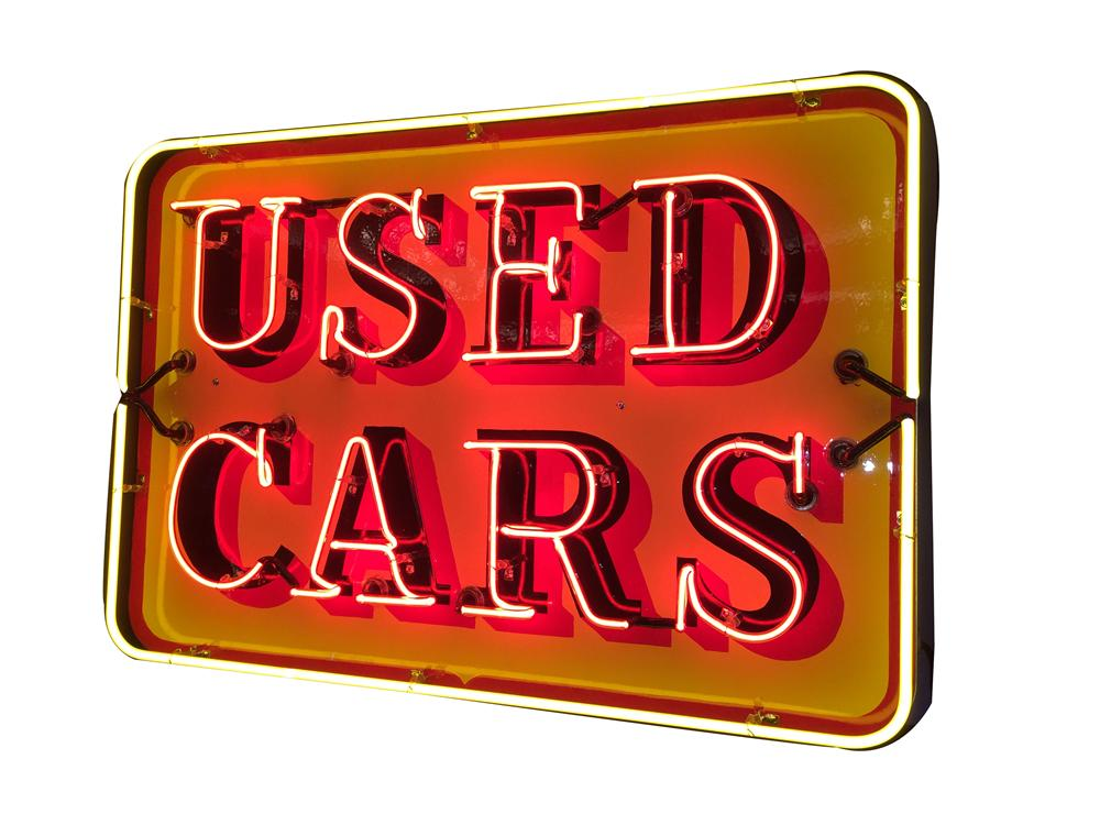 advantages of used car