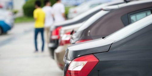 Contact a successful used car dealer